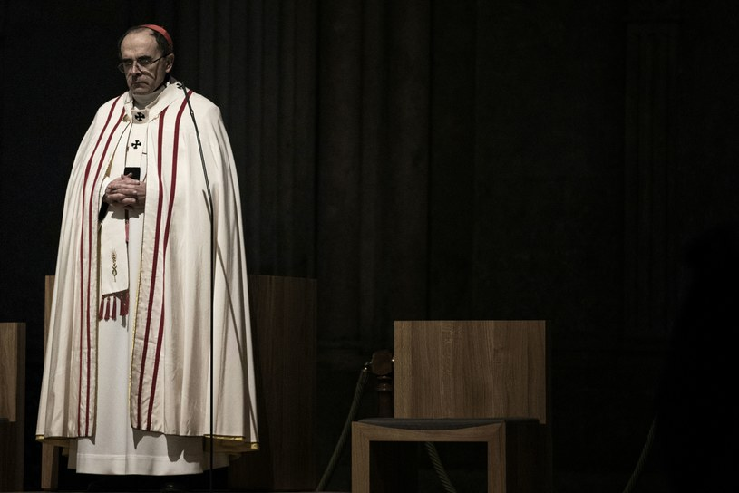 Abp Philippe Barbarin /AFP