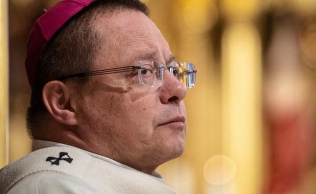 Abp Ryś o pedofilii wśród duchownych: Nikt w Kościele w Polsce nie udaje, że nie mamy problemu
