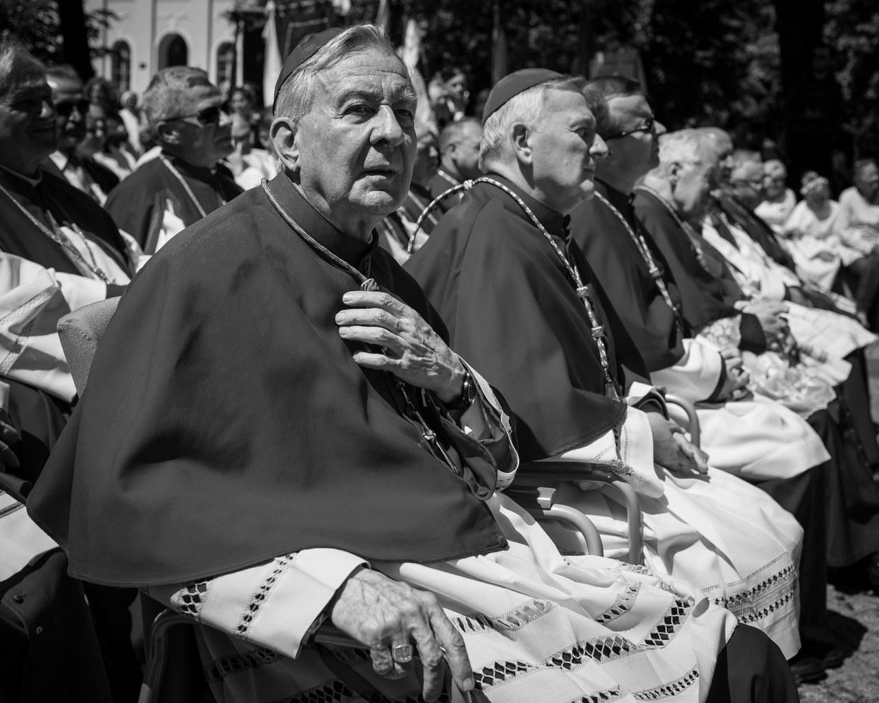 Abp senior Juliusz Paetz nie żyje. Miał 84 lata