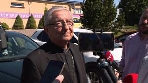 """Abp Sławoj Leszek Głódź komentuje swój nowy urząd. """"Coś trzeba robić na emeryturze"""""""
