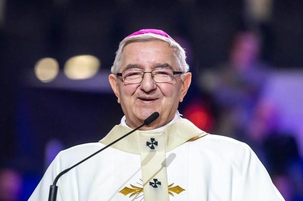 Abp Sławoj Leszek Głódź /Leszek Szymański /PAP