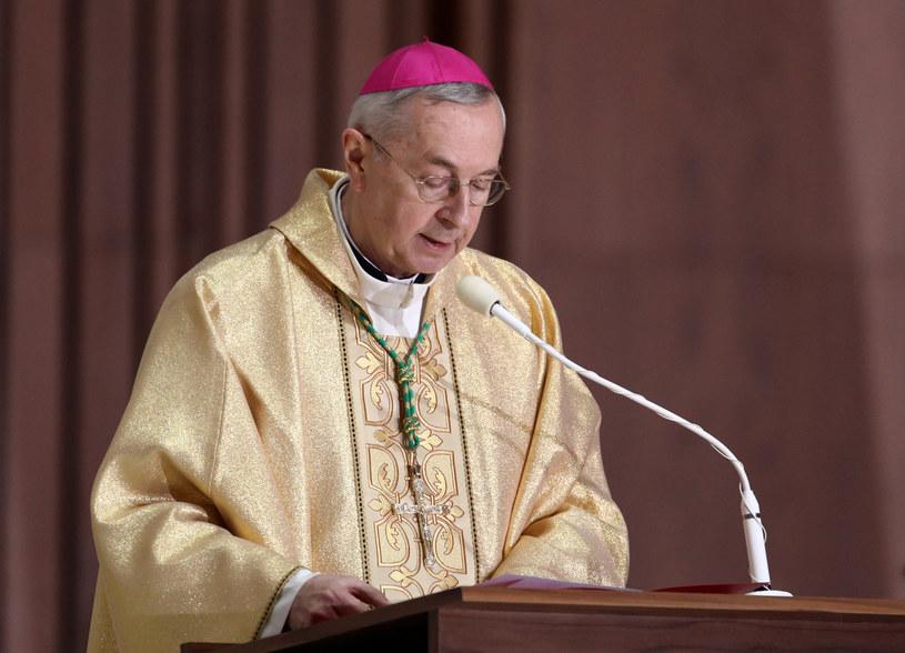 Abp Stanisław Gądecki, metropolita poznański /STANISLAW KOWALCZUK /East News
