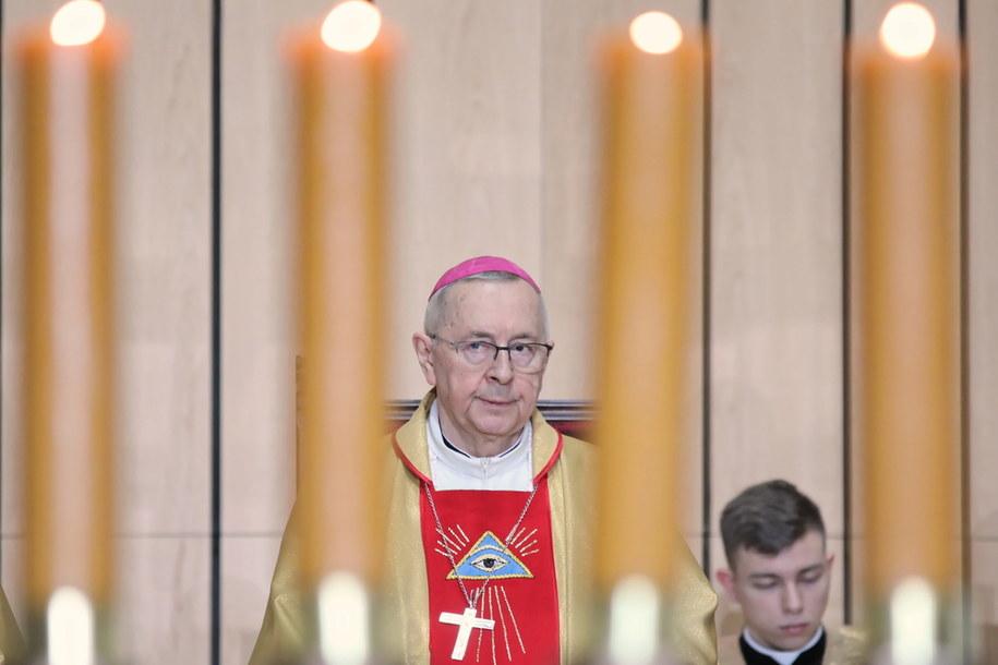 Abp Stanisław Gądecki (zdj. arch.) / Leszek Szymański    /PAP