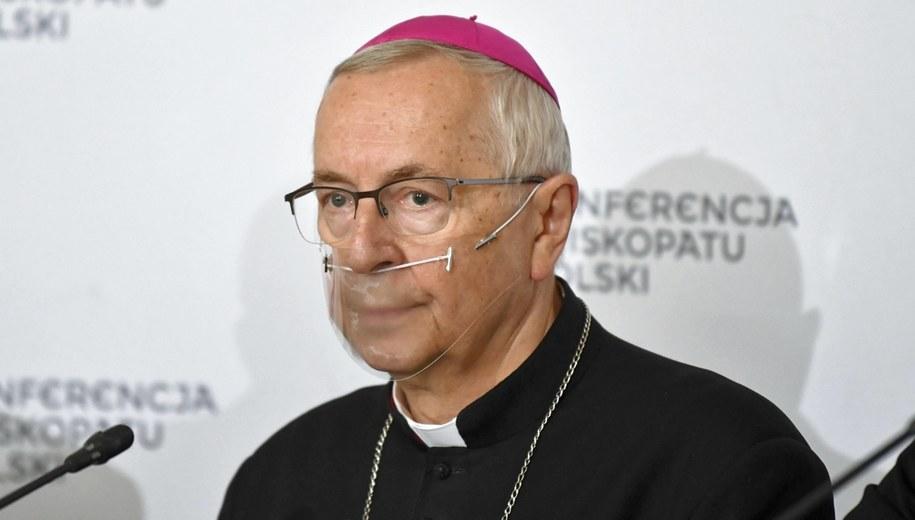 Abp Stanisław Gądecki /Grzegorz Michałowski   /PAP