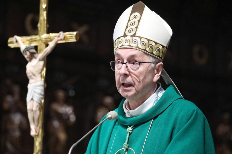Abp. Stanisław Gądecki /Tomasz Gzell /PAP