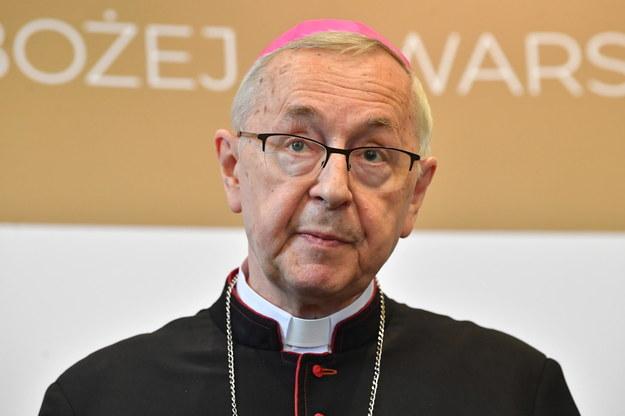 Abp Stanisław Gądecki /Radek Pietruszka /PAP