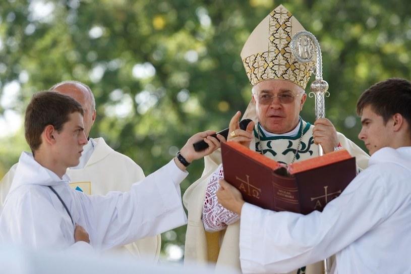 Abp Wesołowski, fot. Katolicka Agencja Informacyjna /East News