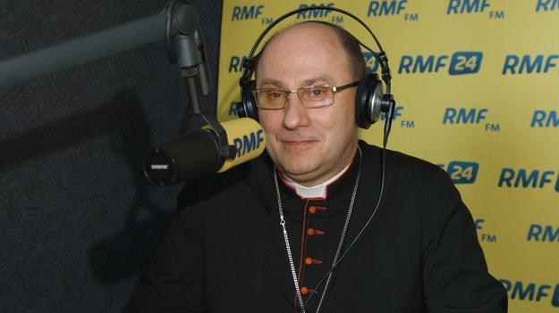 Abp Wojciech Polak /Jakub Rutka /RMF FM