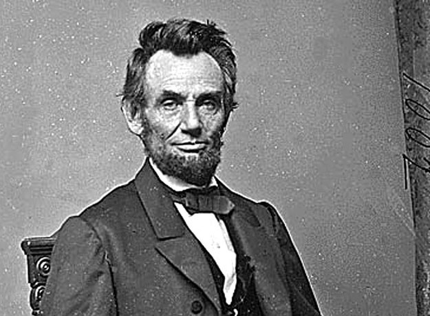 Abraham Lincoln uratował kraj przed rozpadem fot. Ho / The National Archives /AFP