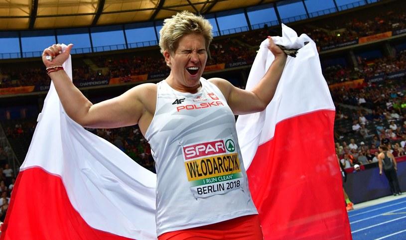 Absencja Anity Włodarczyk oznaczałaby dla reprezentacji Polski jeden medal mniej na MŚ /AFP
