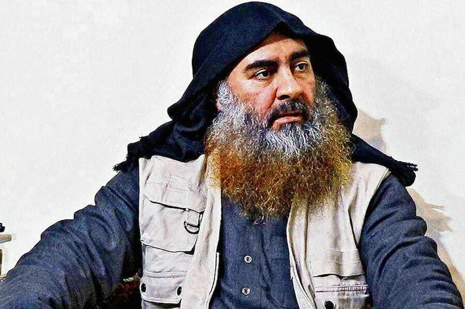 Abu Bakr al-Bagdadi zginął 27 października 2019 roku /US DEPARTMENT OF DEFENSE HANDOUT /PAP/EPA