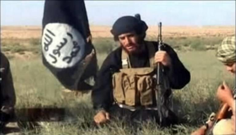 Abu Mohamed al-Adnani /