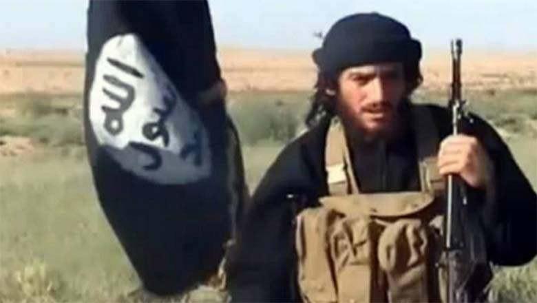 Abu Mohammed al-Adnani /YouTube
