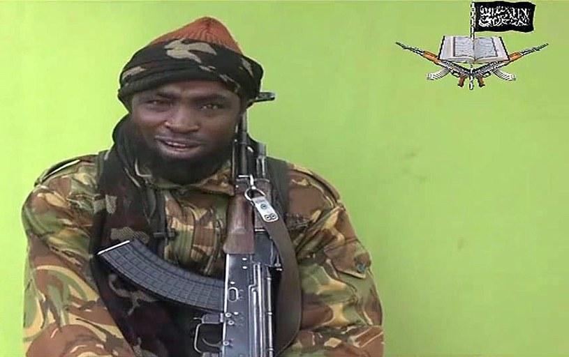 Abubakar Shekau /AFP