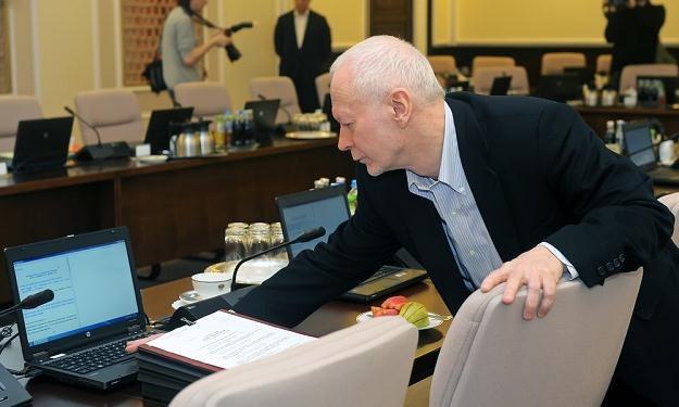 ABW i minister cyfryzacji Michał Boni monitorują sytuację, fot. J. Bielecki /East News