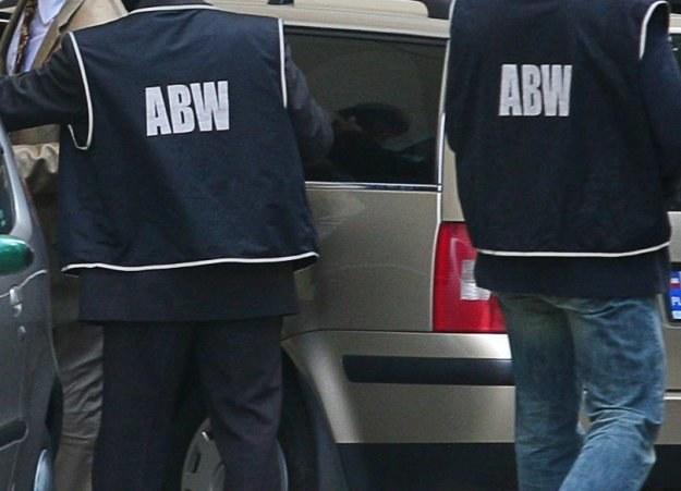 ABW wydała raport ze swojej działalności /AFP