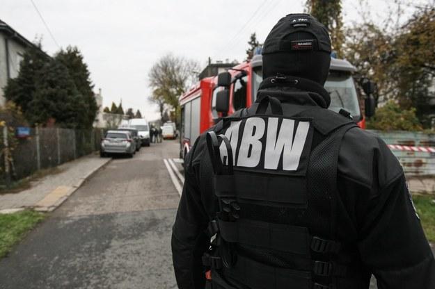 ABW zatrzymało aktywistę Bartosza Kramka