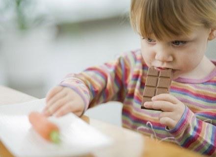 Aby dziecko polubiło nowe warzywo, musi je spróbować nawet 10-15 razy