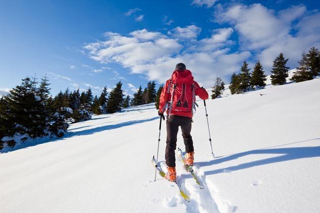 Aby móc spędzić urlop na nartach, wielu Polaków gromadzi kapitał przez cały rok /© Panthermedia