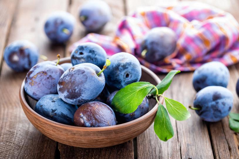 Aby przetwory ze śliwek węgierek były udane, owoce nie mogą być zbyt dojrzałe /123RF/PICSEL