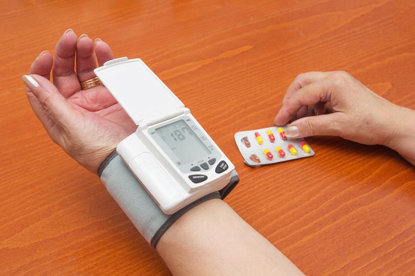 Aby skutecznie wyleczyć nadciśnienie, należy postawić prawidłową diagnozę, co jest jego przyczyną, i to z nią rozprawić się w pierwszej kolejności. /123RF/PICSEL