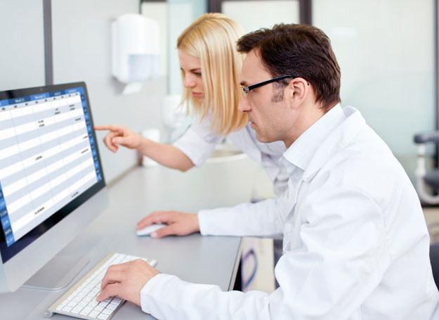 Aby w dowolnym czasie wchodzić przez internet na swoje konto pacjenta, musisz uzyskać własny login i hasło /123RF/PICSEL