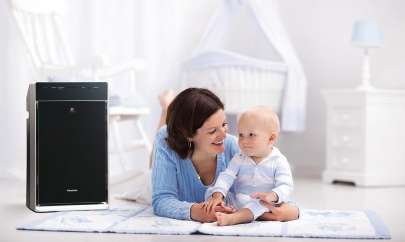 Aby znacząco poprawić  stan powietrza w domu, wystarczy jedynie sięgnąć po sprawdzony oczyszczacz /materiały promocyjne