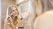 Aby zrobić dobry makijaż- uśmiechnij się...