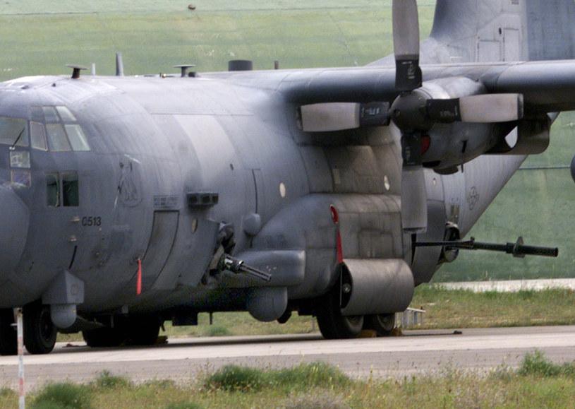 AC-130 może zostać przerobiony /AFP
