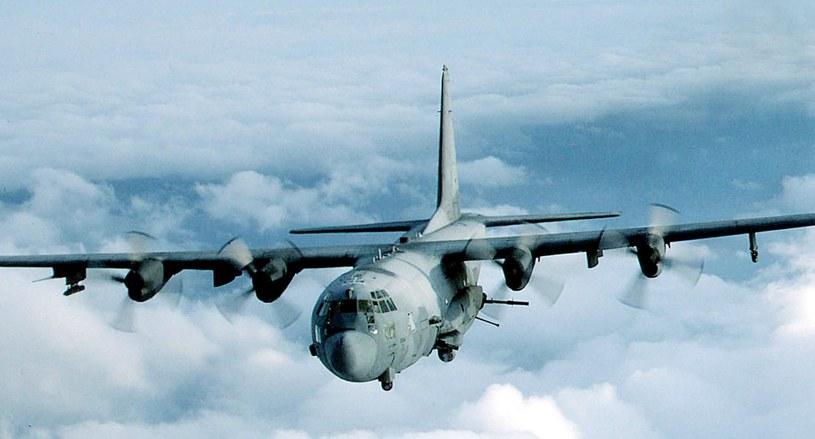 AC-130J Ghostrider będzie wykorzystywał działko laserowe /AFP