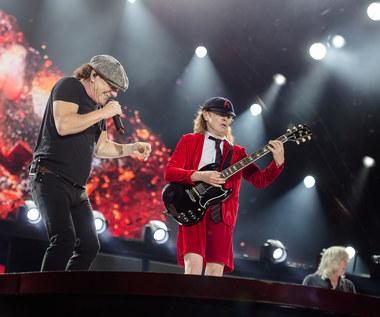 AC/DC w Warszawie: Burza na Stadionie Narodowym (relacja)