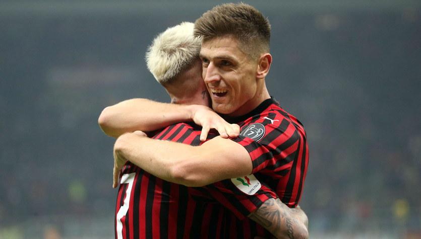"""AC Milan. """"Cicco"""" Graziani: Milan powinien zmienić ustawienie dla Piątka"""