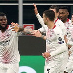 AC Milan - Crvena Zvezda Belgrad 1-1 w 1/16 finału Ligi Europy