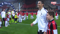 AC Milan - Juventus Turyn 0-2 - skrót (ZDJĘCIA ELEVEN SPORTS)