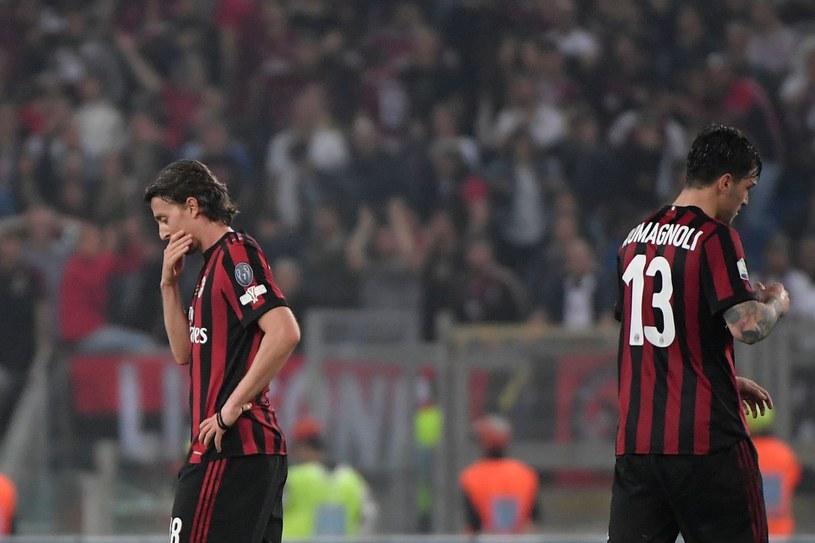 AC Milan w tym sezonie zajął szóste miejsce w Serie A /AFP
