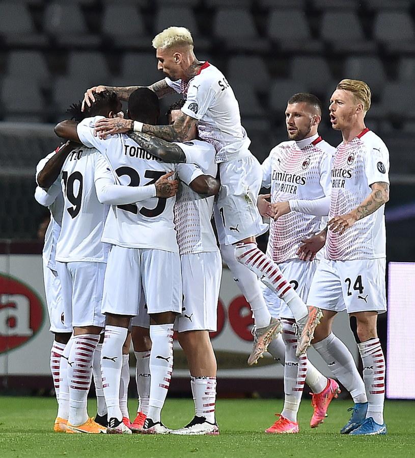 AC Milan wysoko pokonał Torino FC /ALESSANDRO DI MARCO  /PAP/EPA