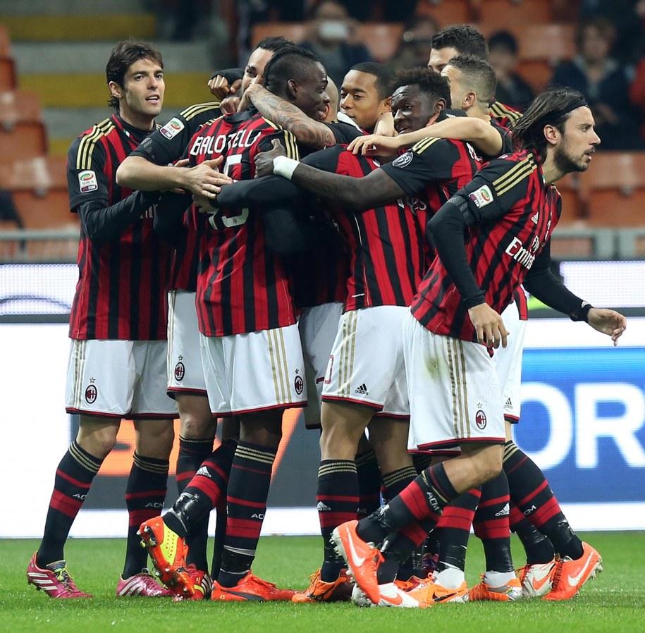AC Milan /MATTEO BAZZI    /PAP/EPA