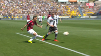 AC Parma - AC Milan 1-1 - skrót (ZDJĘCIA ELEVEN SPORTS). WIDEO