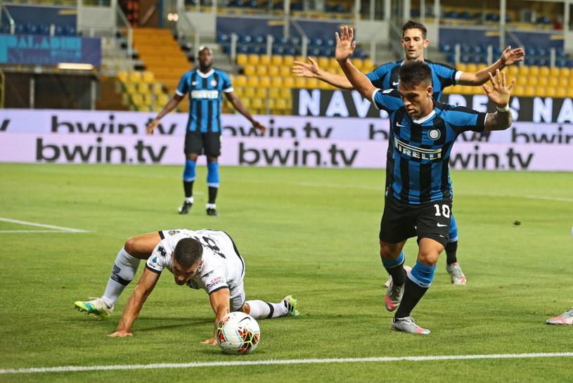 AC Parma - Inter Mediolan /ELISABETTA BARACCHI /PAP/EPA