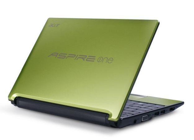 Acer Aspire One 522 /materiały prasowe