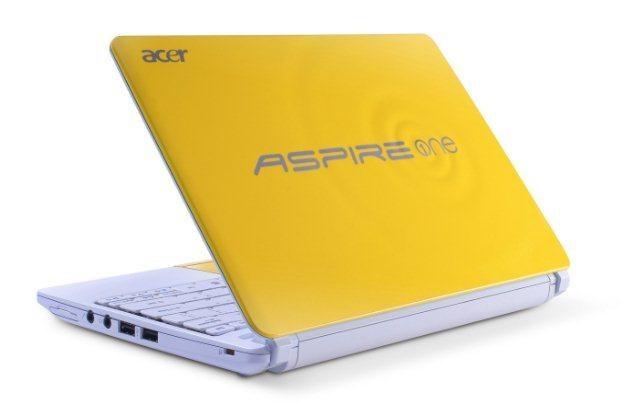 Acer Aspire One Happy /materiały prasowe