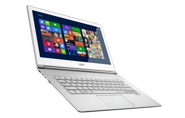 Acer Aspire S7 prezentuje się świetnie /materiały prasowe