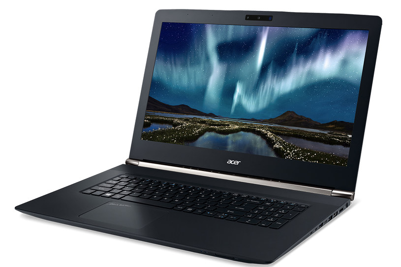 Acer Aspire V Nitro Black Edition /materiały prasowe