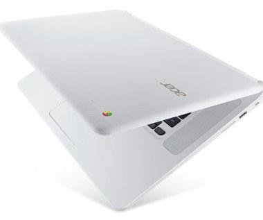 Acer Chromebook 15 - z procesorem  Intel Broadwell