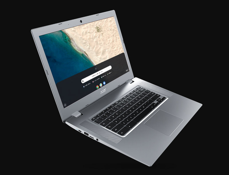 Acer Chromebook 315 /materiały prasowe