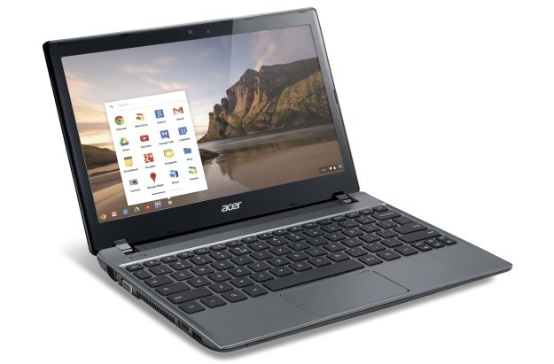 Acer Chromebook C7 /materiały prasowe