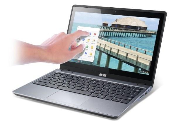 Acer Chromebook C720P /materiały prasowe