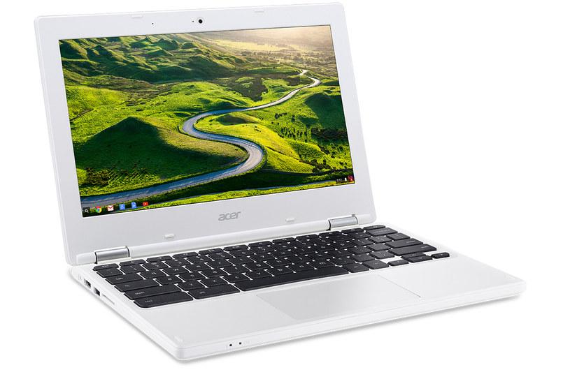 Acer Chromebook /materiały prasowe