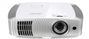 Acer  H7550ST - projektor wspierający Chromecast