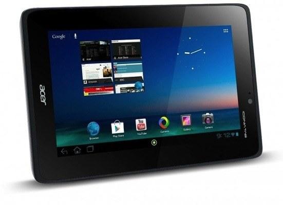 Acer Iconia Tab A110 /materiały prasowe